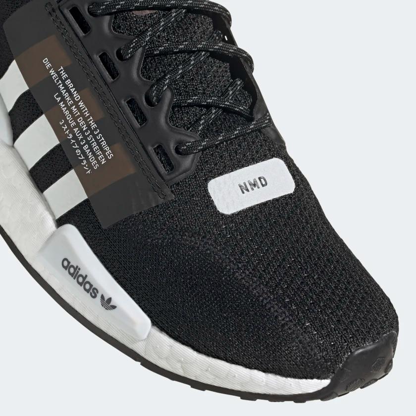 Nmd R1 V2 Shoes In 2020 Adidas Nmd Black Adidas Adidas Nmd R1