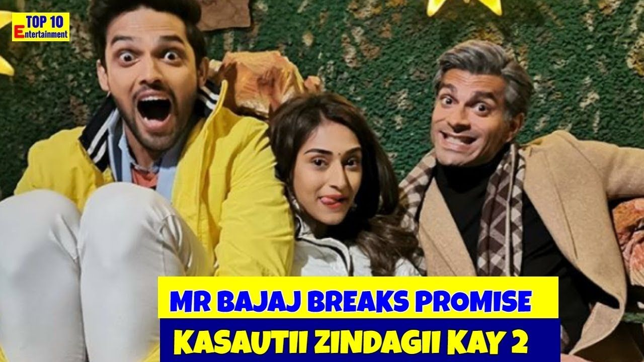 KasautiI ZindagiI kay Mr Bajaj breaks promise playing a