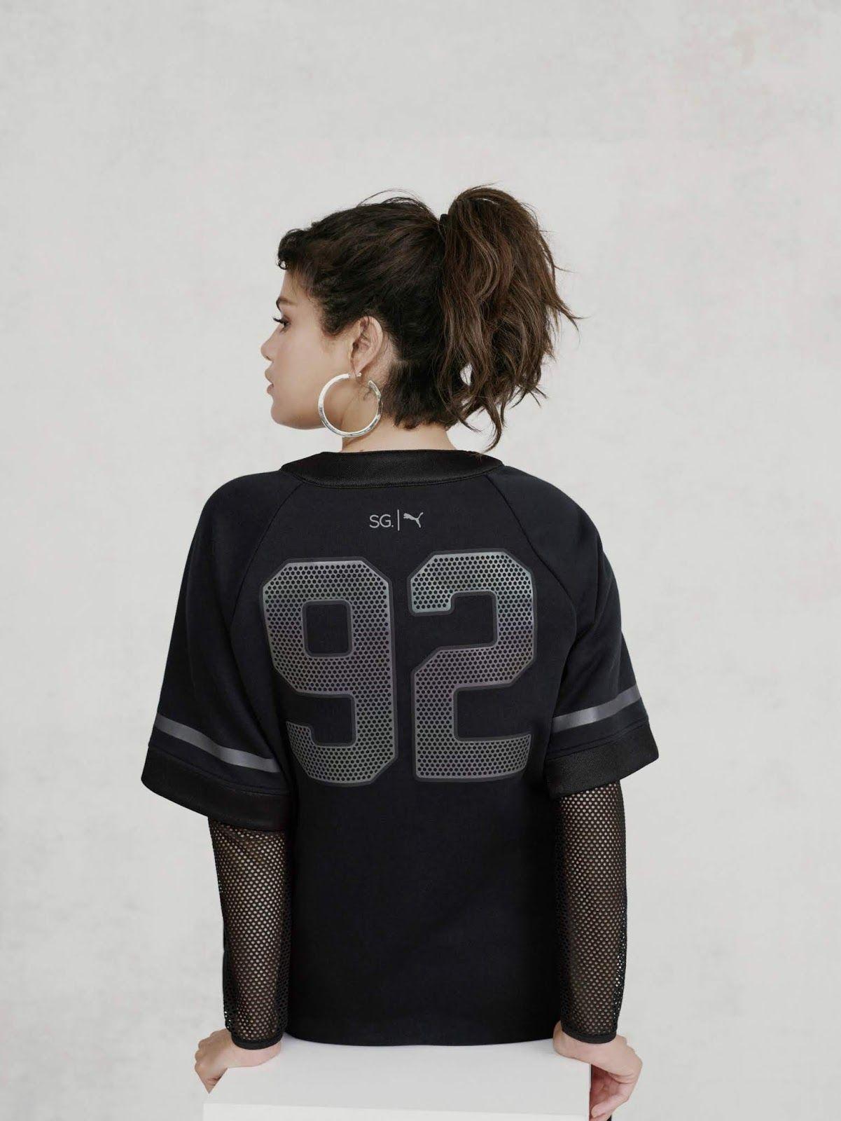 019107c3fc39 Selena Gomez - SG x Puma