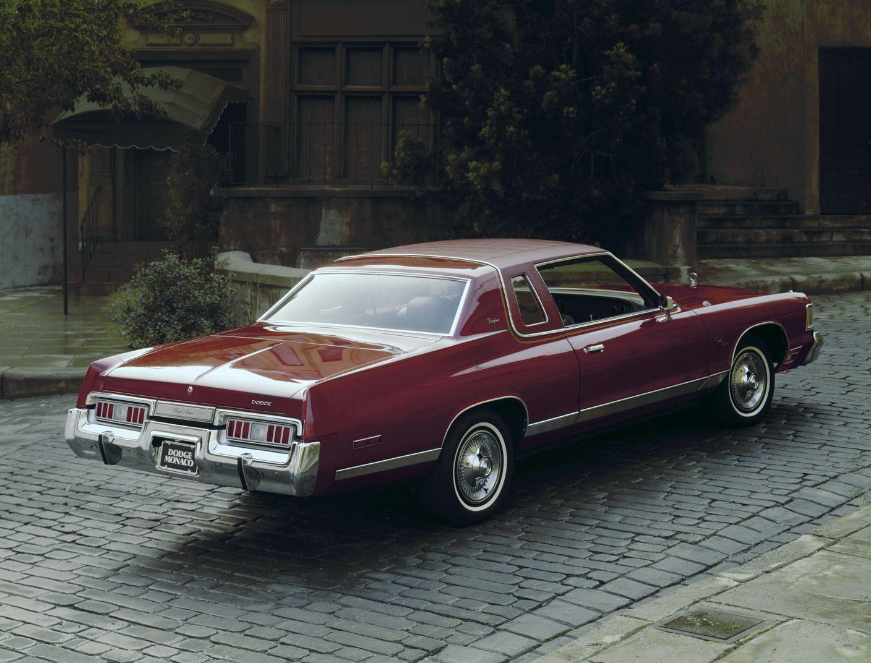 1976 Dodge Royal Monaco Brougham 2 Door Formal Hardtop With