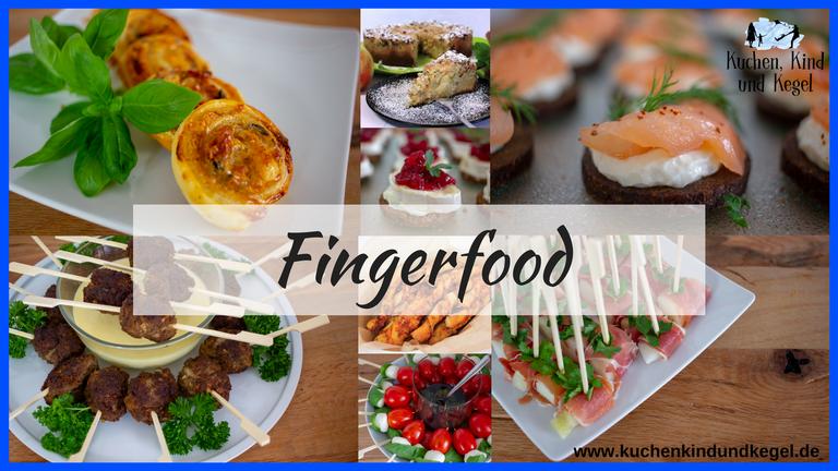 Fingerfood Buffet - Rezepte für den perfekten Einstand! -