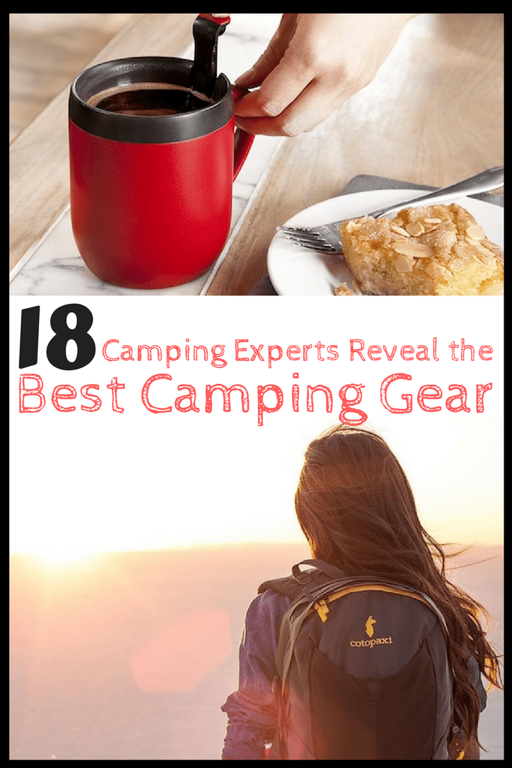 Photo of 20 Camping Experts Reveal The Best Hiking & Camping Gear of 2019