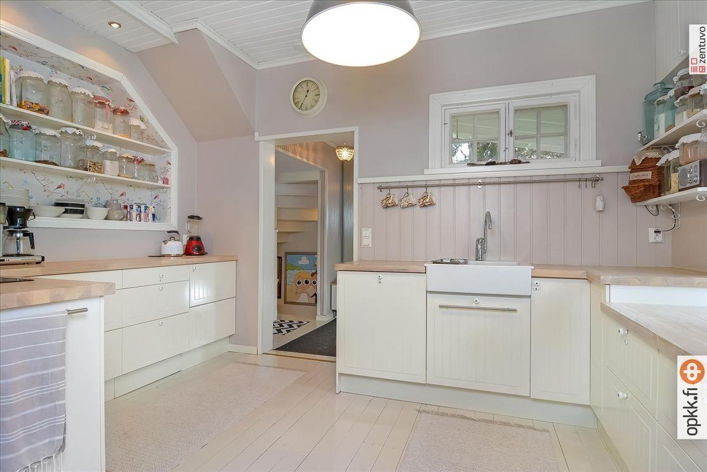 Myydään Omakotitalo 5 huonetta - Tampere Ala-Pispala Viikinsaarenkatu 1 B A - Etuovi.com 546369