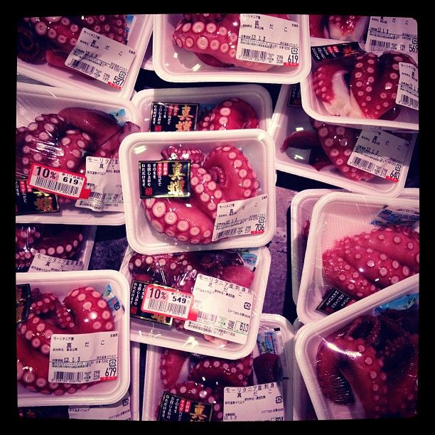 Supermarket #tokyo; Instagram photo by @Marjan Ippel (Marjan Ippel) | Statigram