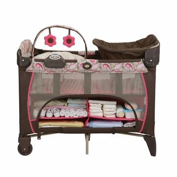 Graco Pack N Play Newborn Napper Station Deluxe
