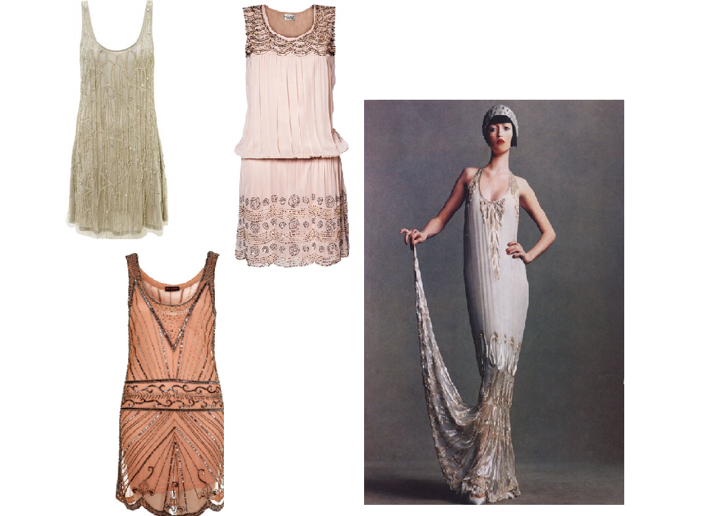 Grab The Great Gatsby Style: Flapper Dresses | 50th birthday dress ...