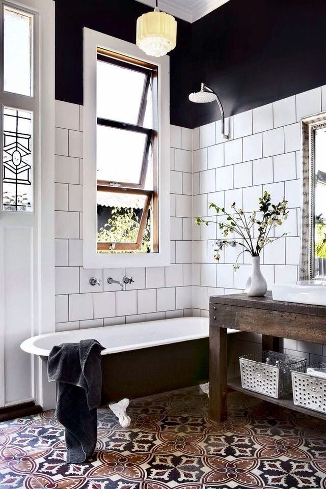 Decor N Tile Classy More Baths  Bungalow  Pinterest  Bath Room Decor And Room Design Decoration
