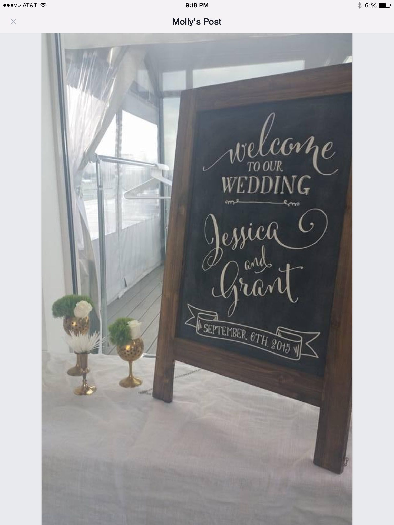 Pin by Mary Jo Kayser on Elise wedding Chalkboard quote