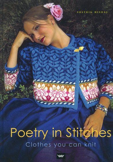 Hej Tjorven: Oleana | Knitting | Pinterest | Fair isles, Crochet ...