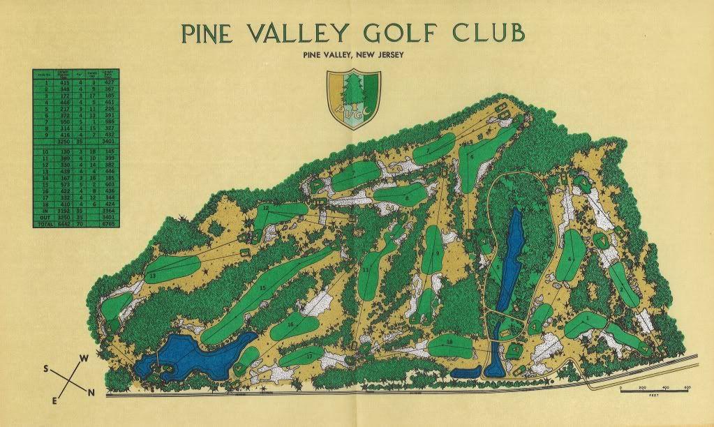 Pine Valley Golf Club | Golf Marketing | Pinterest | Golf ...
