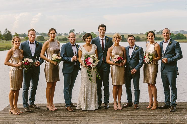 32 Bridal Party Outfit Ideas That Will Make Everyone Look Amazing