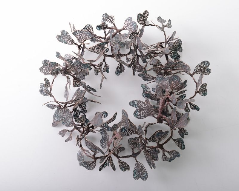 Laurel crown WU CHING CHIH LEAF SERIES | Fabulous Jewelry ...