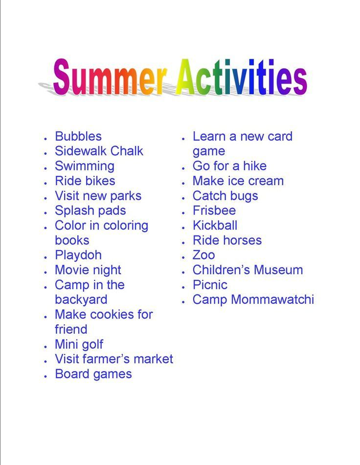 children fun things to do google search