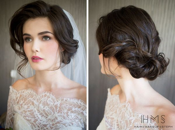 Hair and Make-up by Steph: Utah Bride and Groom Magazine