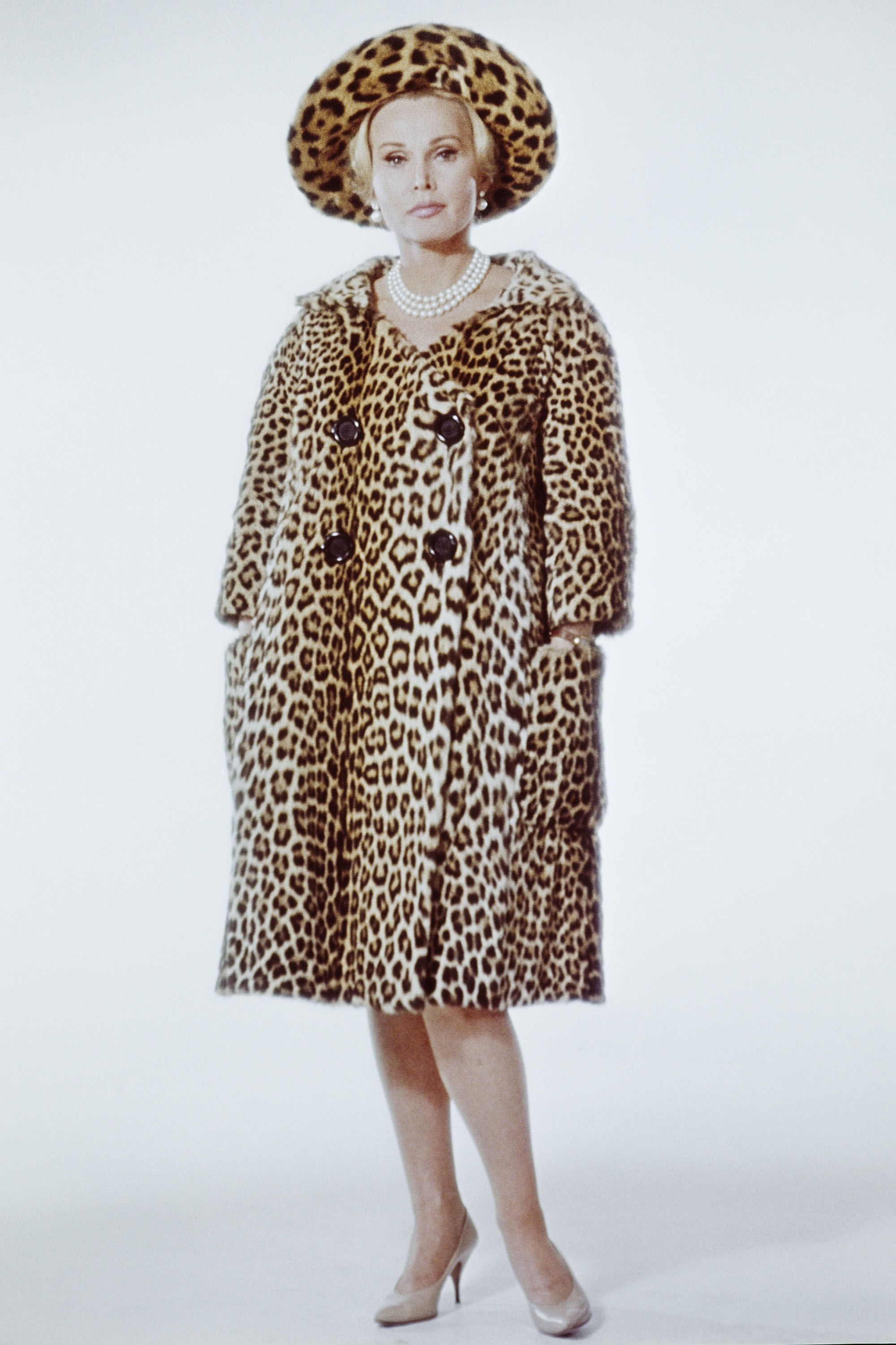 The Evolution Of Leopard Print Spot On All Things Leopard Zsa
