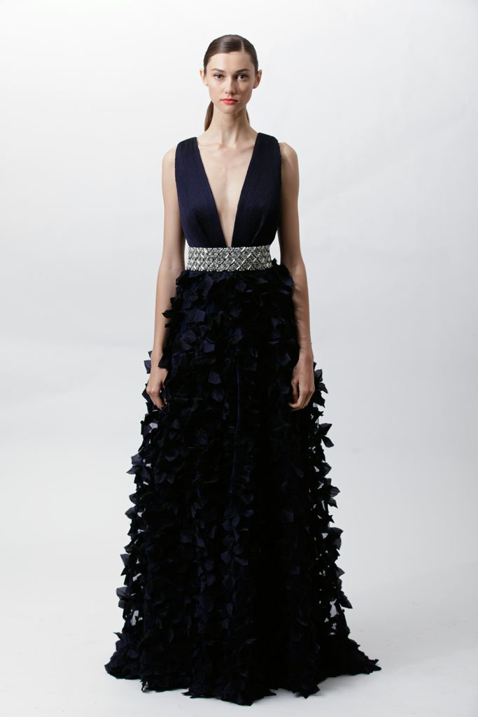 Badgley Mischka Resort 2012 - Collection - Gallery - Style.com