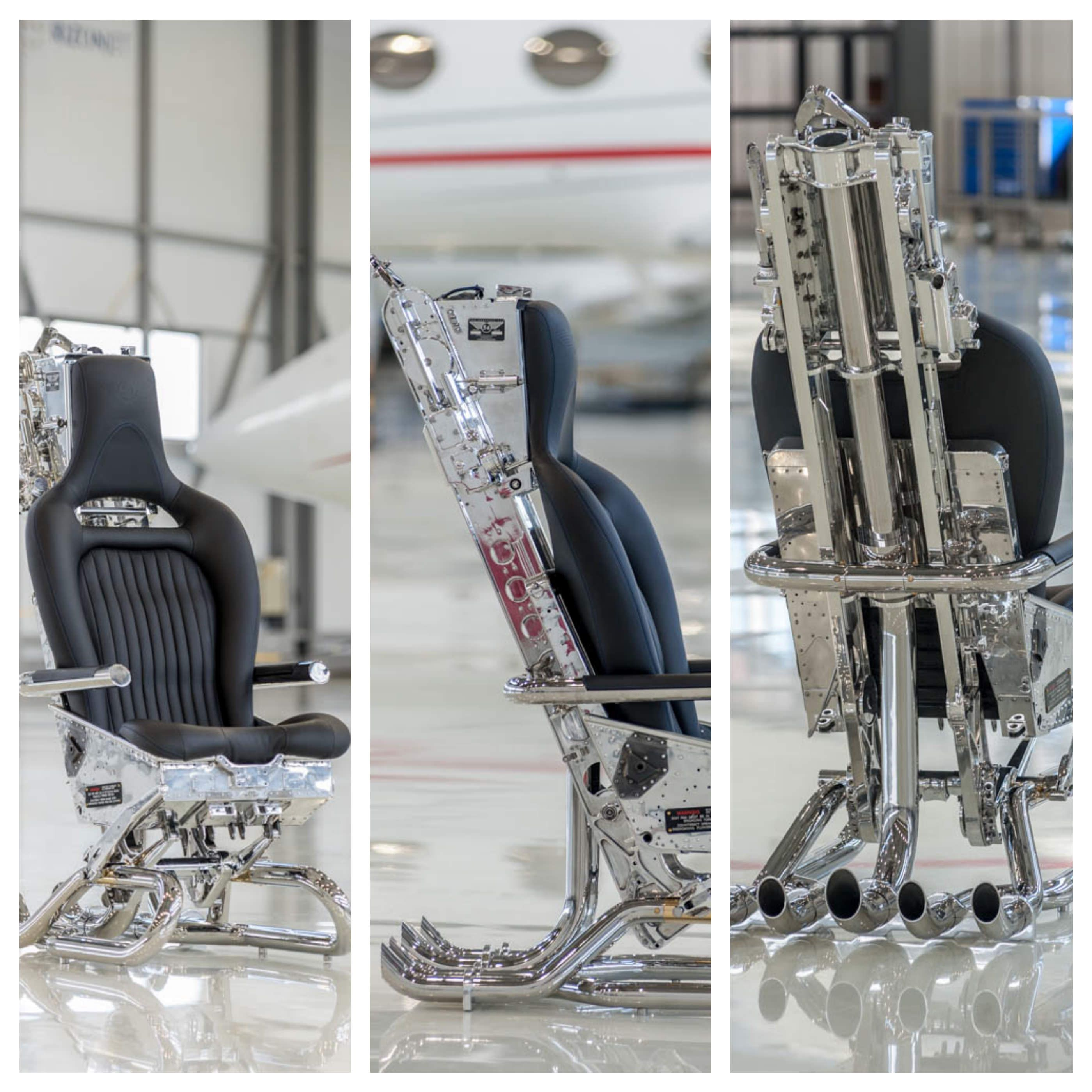 Ejection Seat by Hangar 54