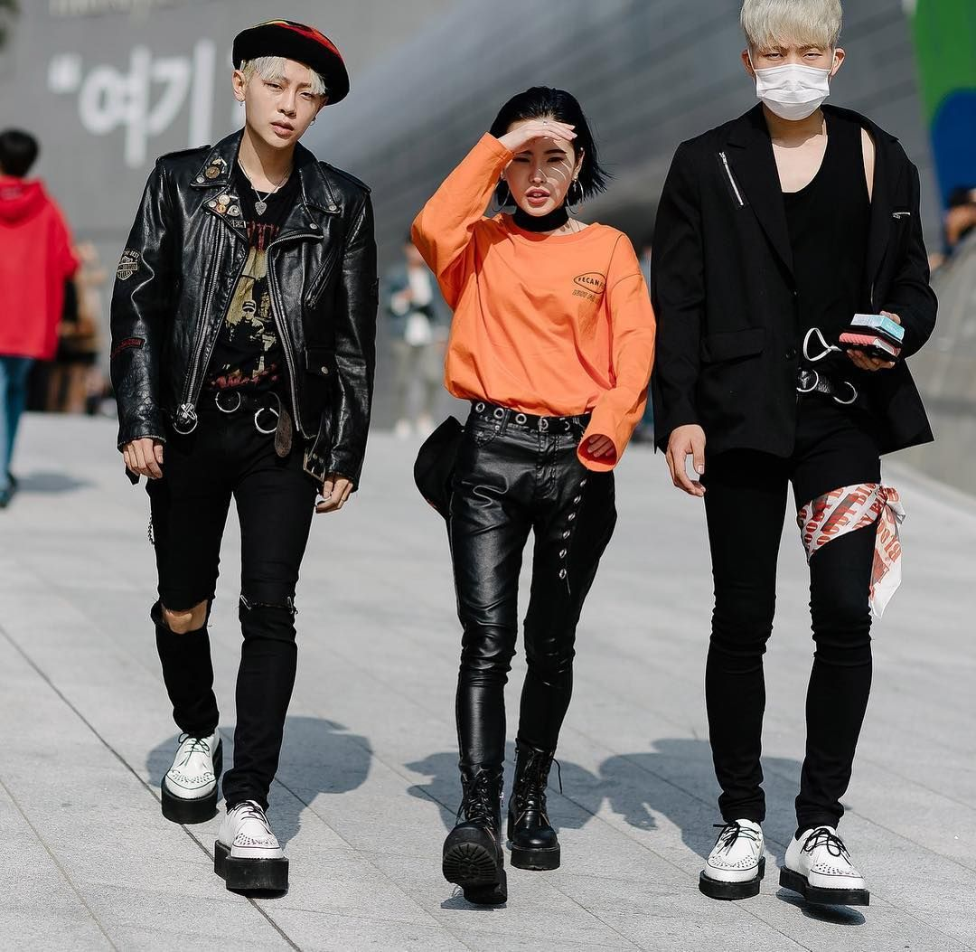 Seoul Fashion Week 2017 C Ig Newyorkpiece Korean Fashion Pinterest Seoul Fashion Seoul