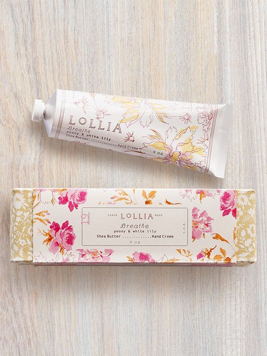 Breathe Shea Butter Handcreme - Oprah's Favorite Things | Lollia
