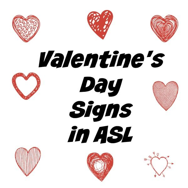 How To Sign Happy Valentines Day And Other Words Education