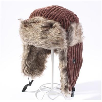 Warm Earflaps Men's Snow Caps: Cheap Online Sale - HatSells.com