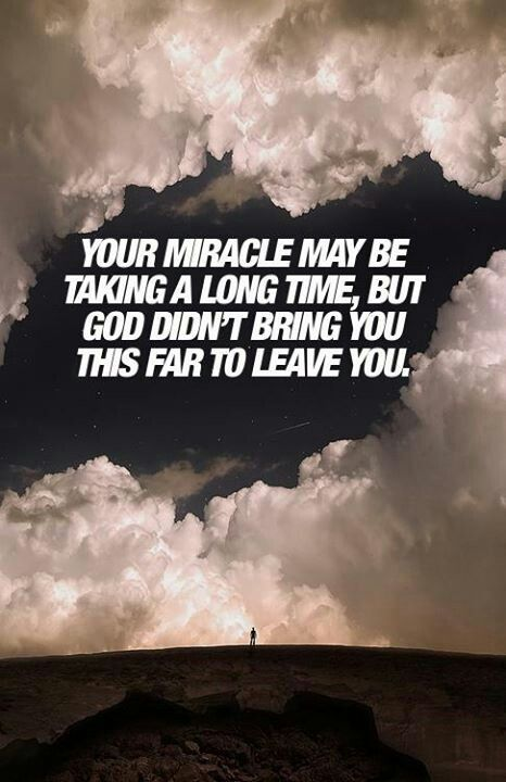 God Never Leaves Us Good Quotes Pinterest Quotes