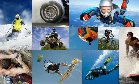 Company Events / Extreme Activities / Team Xtreme in Marbella, Malaga, Spain