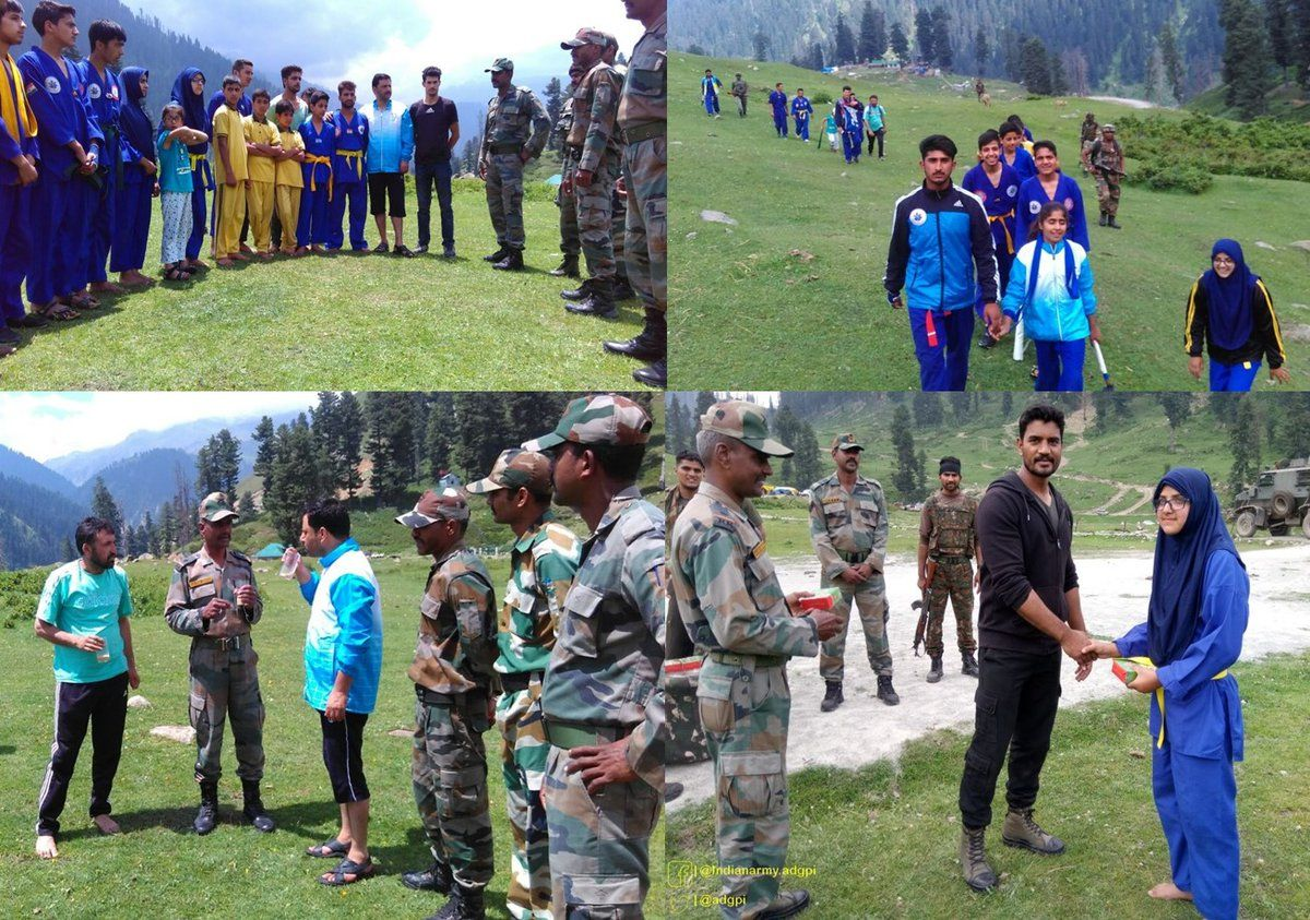 Adg pi indian army on indian army traditional martial