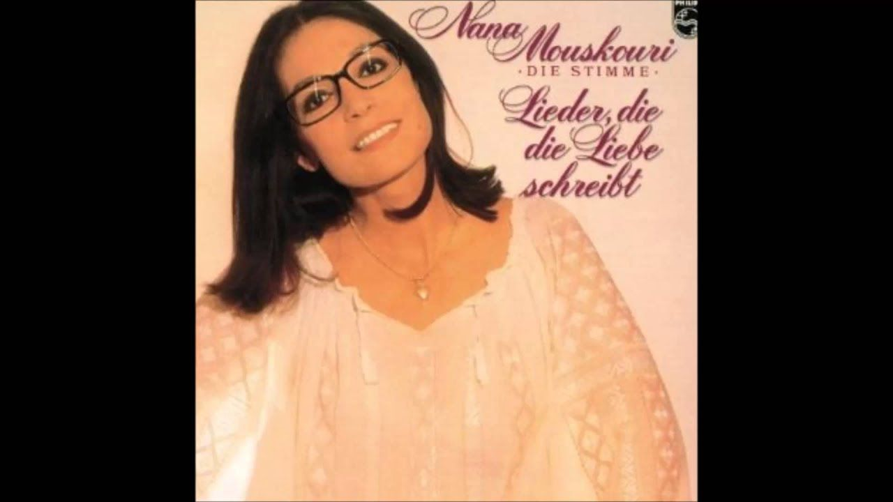 Nana Mouskouri Hinter einem Lächeln (To Daddy) Lieder
