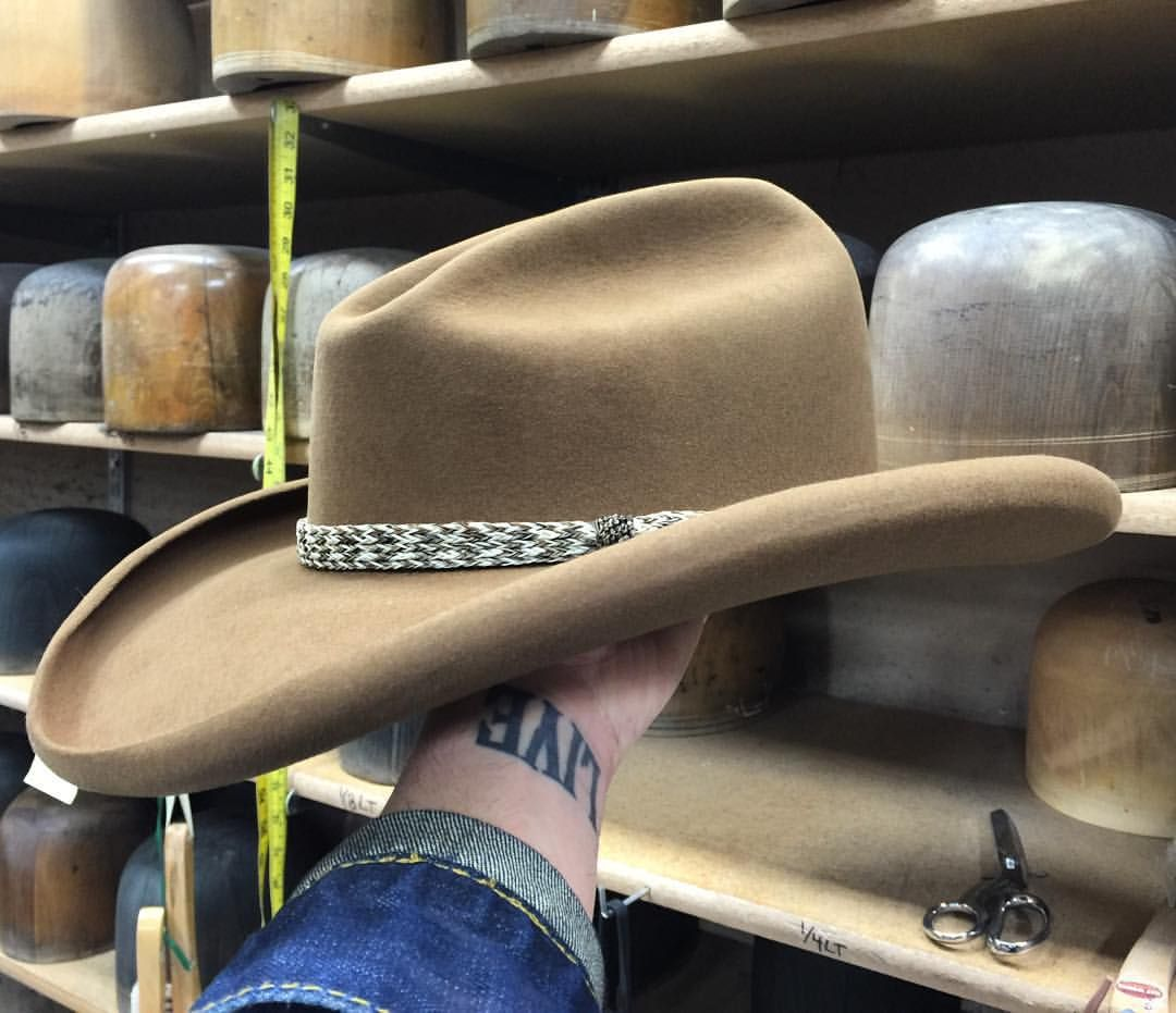 932a51d8f11 See this Instagram photo by  greeleyhatworks • 56 likes Western Hats