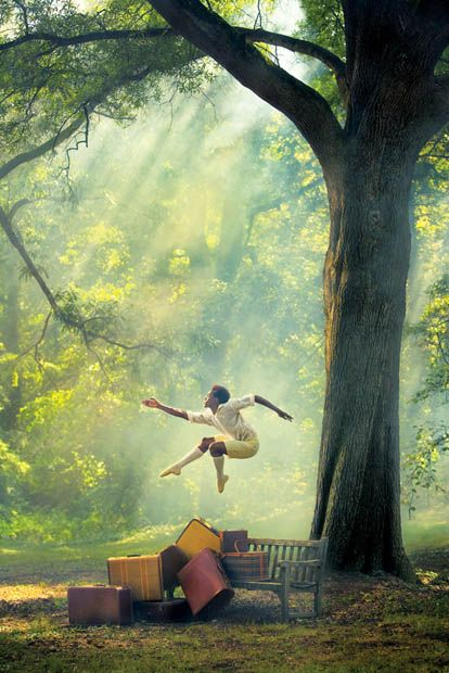 Cade Martin's Wonderland project for the Washington Ballet | #dance #photography