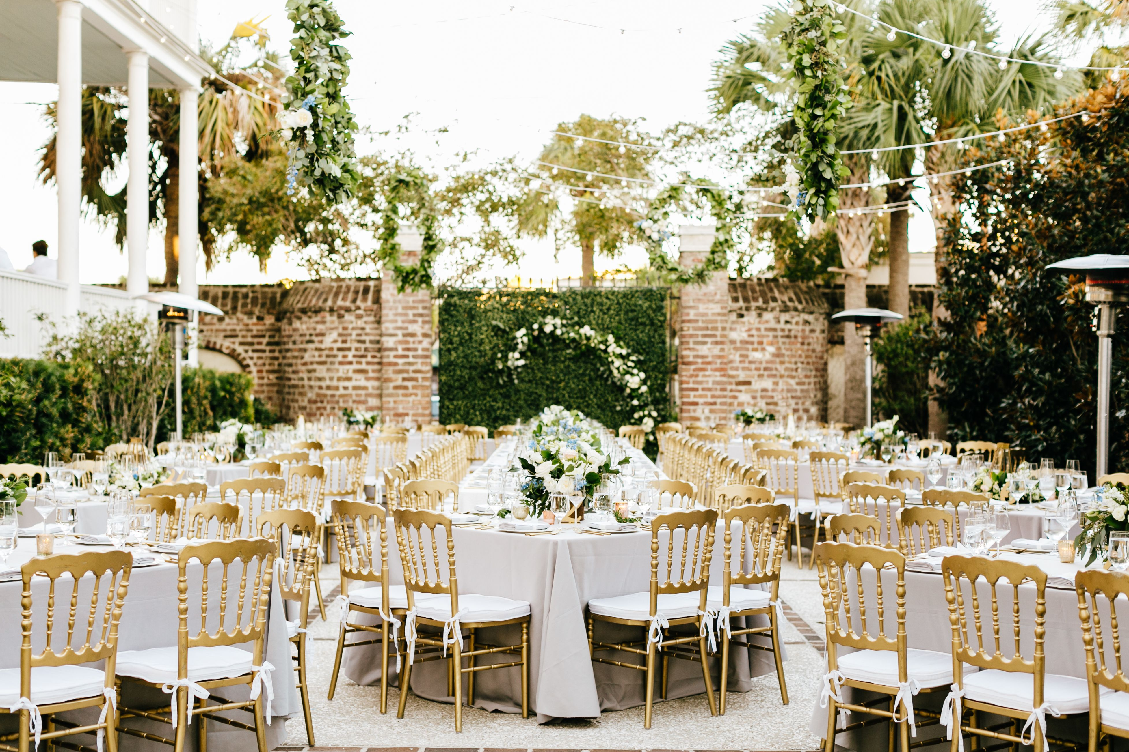 The Wedding Row Shannon Russell The Gadsden House Charleston Charleston Wedding Venues Wedding Venues South Carolina Charleston South Carolina Wedding