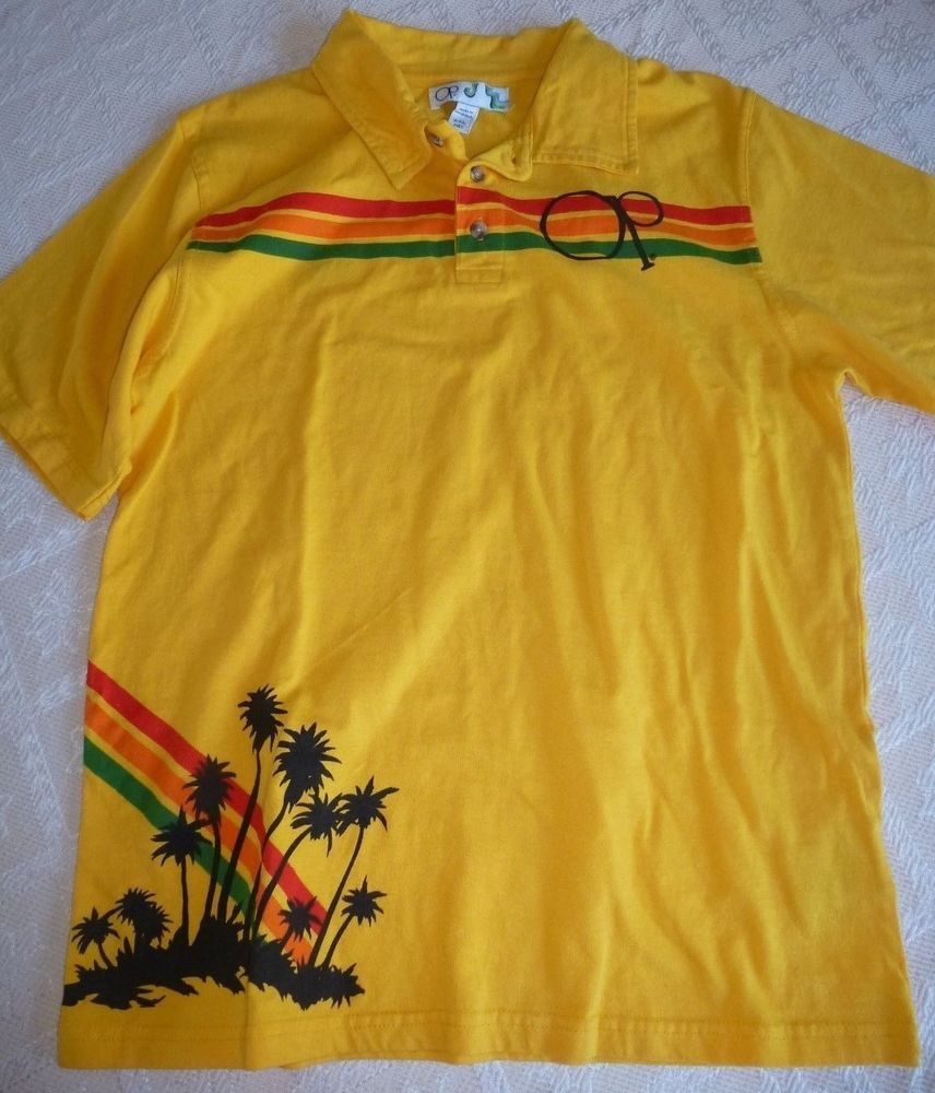 c57e8ac569 OCEAN PACIFIC VINTAGE YOUTH SZ XXL OR 18 SHIRT OP SURFING SKATEBOARDING 80s  #OCEANPACIFIC #POLO