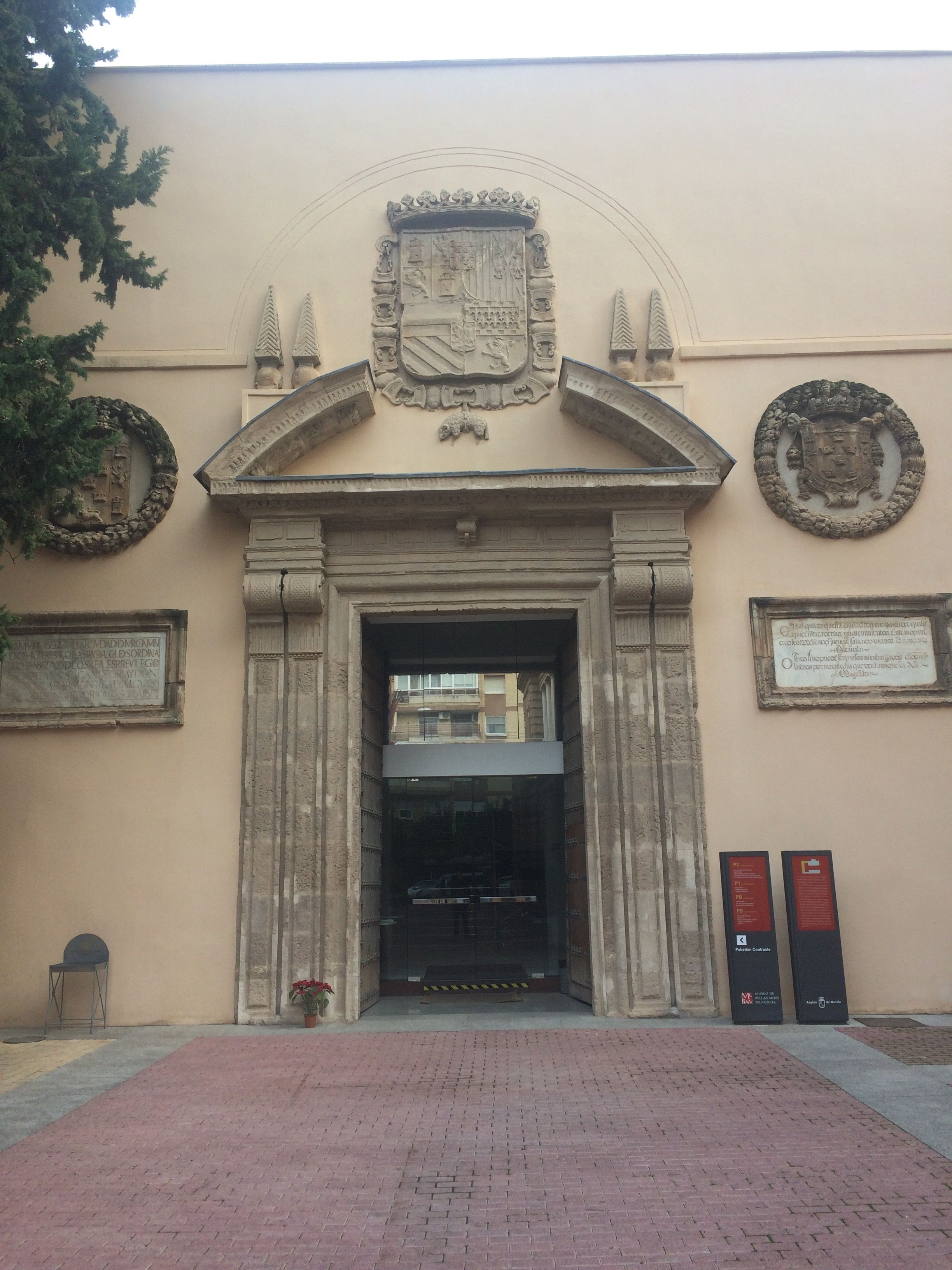 Museo de Bellas Artes de Murcia.