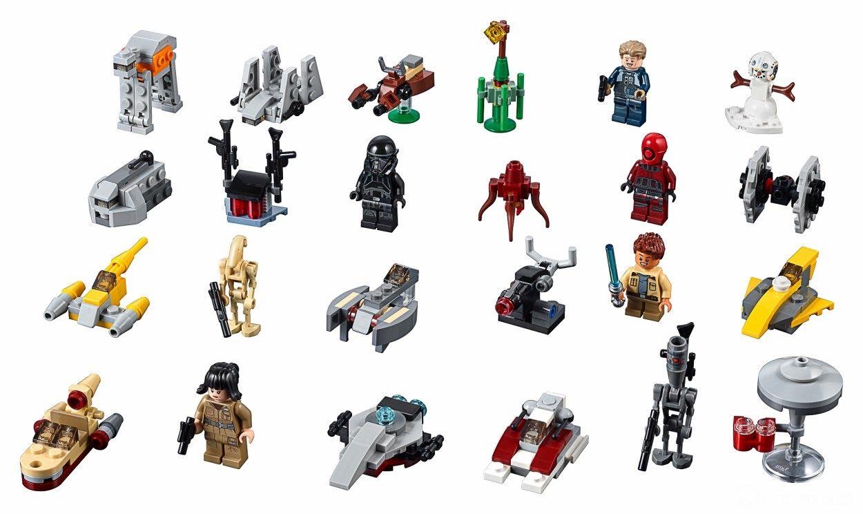 Details Of More Upcoming Lego Star Wars Sets For 2018 Revealed