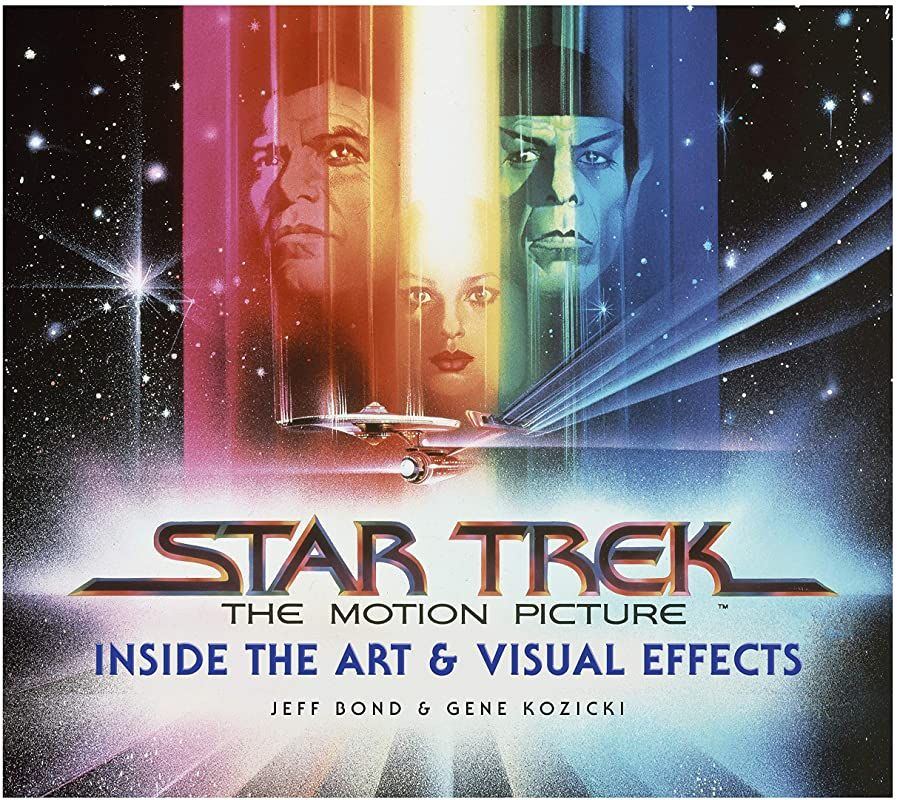 Free Download Star Trek The Motion Picture The Art And Visual Effects By Jeff Bond