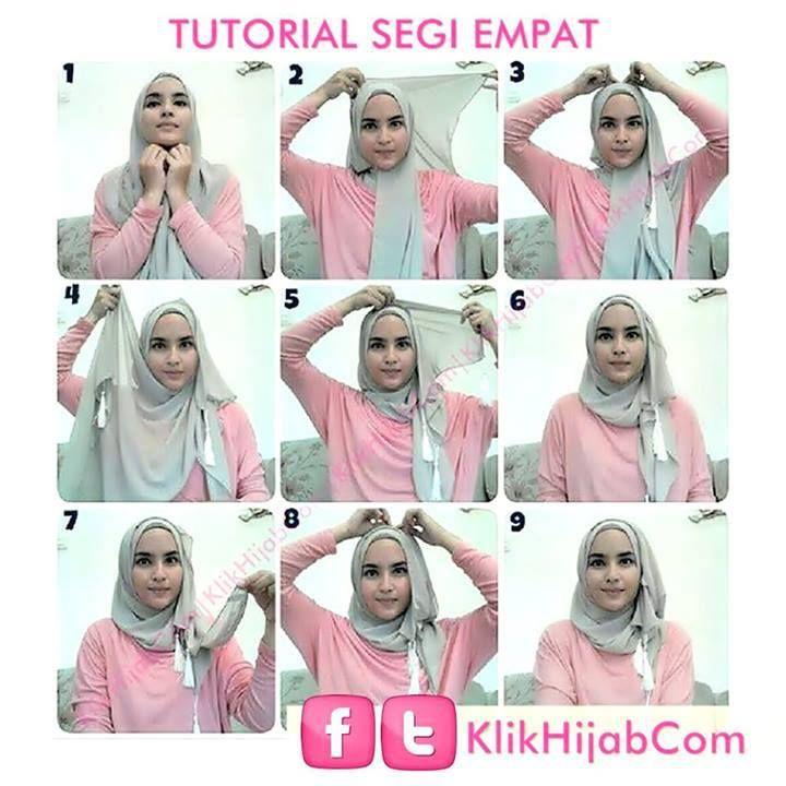 Tutorial Hijab Modern 55