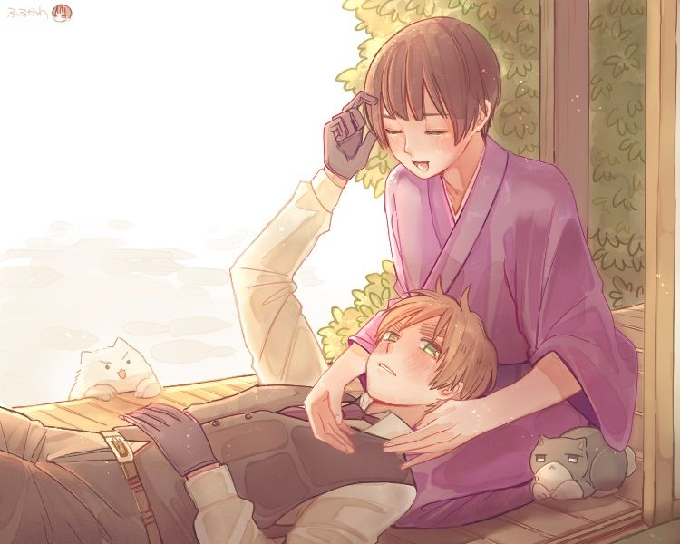 beautifulhetalia:  Hetalia Permission to repost given by artist