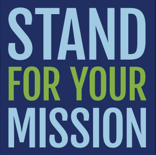Home Stand for Your Mission