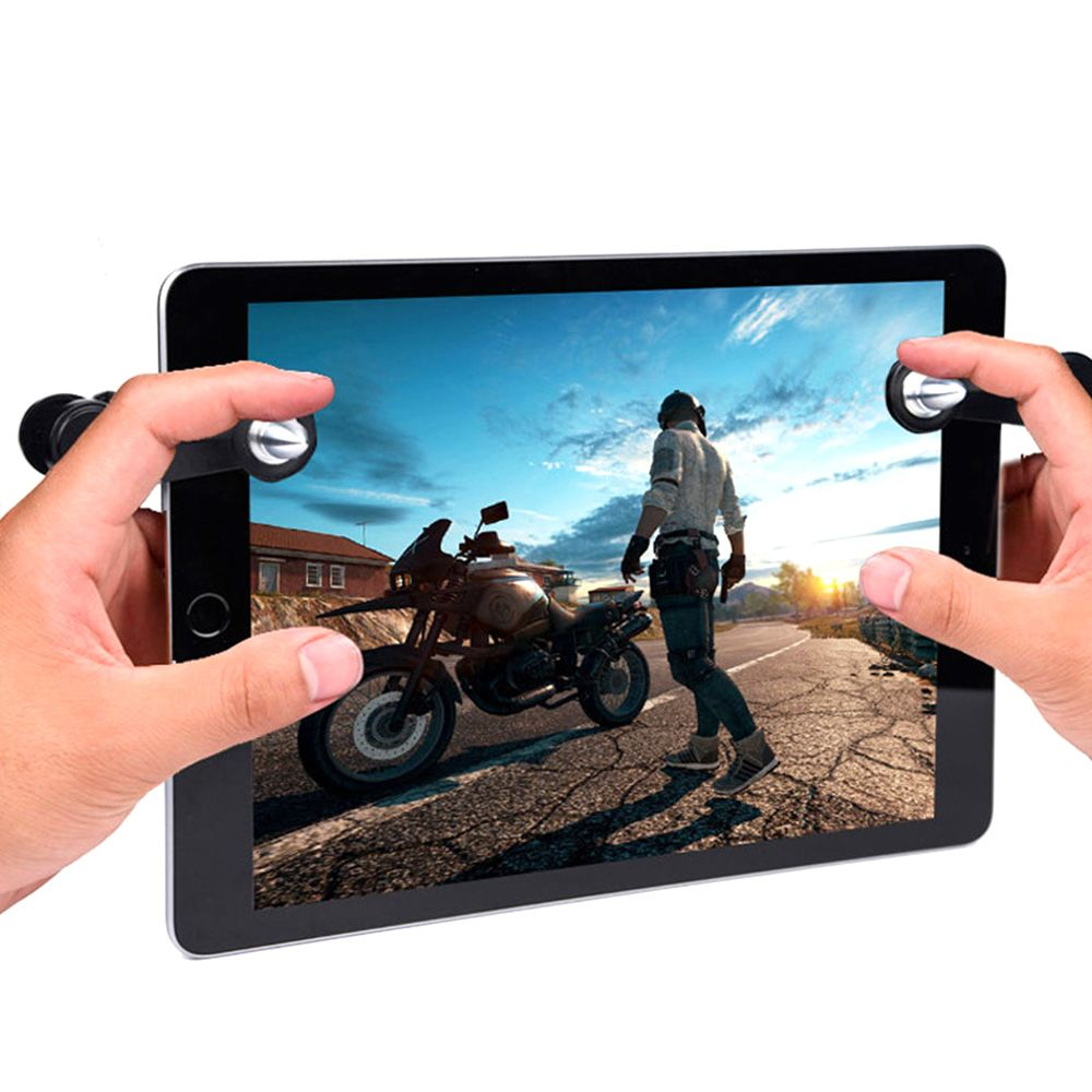 Gamepad Trigger Shooter Mobile Game Controller Fire Button For
