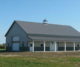 Pole Barn Cost Estimator Amp Pricing Calculator Carter