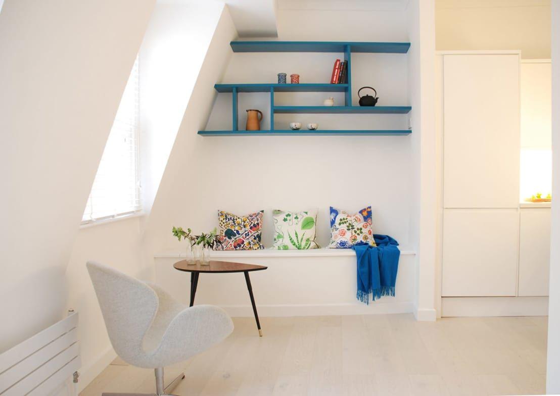 Maisonette-design-bilder  smart ways to maximize spaces  maximize space tiny loft and