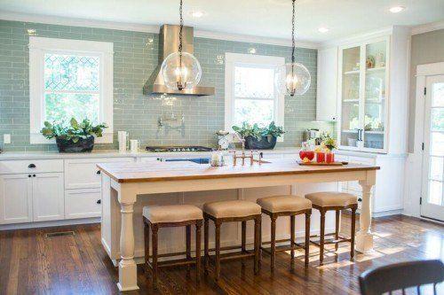 Episode 10 The Copp House Magnolia Fixer Upper Kitchen Home Kitchens Kitchen Layout