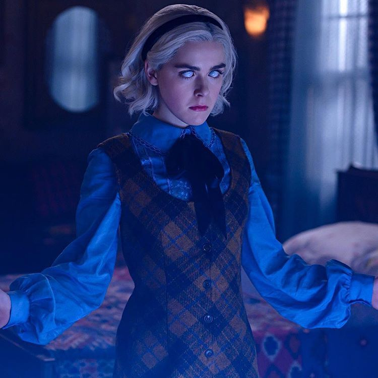 Chilling Adventures Of Sabrina No Instagram Fear The Wrath Of Sabrina Spellman Part 2 Now In 2020 Sabrina Spellman Style Sabrina Spellman Sabrina Spellman Outfit