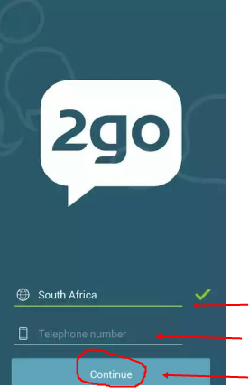 2go Sign Up Account | PC & Mobile Application | Accounting, Signs