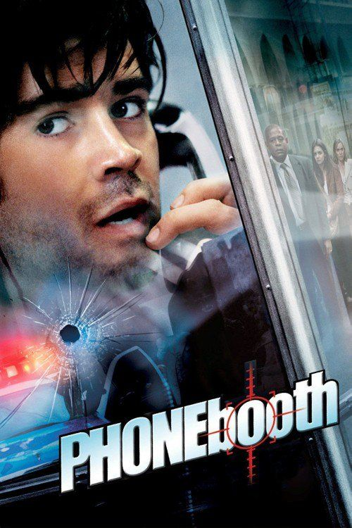 Phone Booth 2002 Kiefer Sutherland Colin Farrell Film