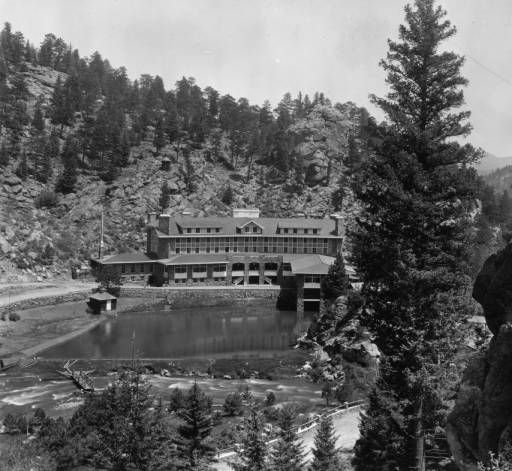 Mountain Hotels Troutdale In The Pines Western History