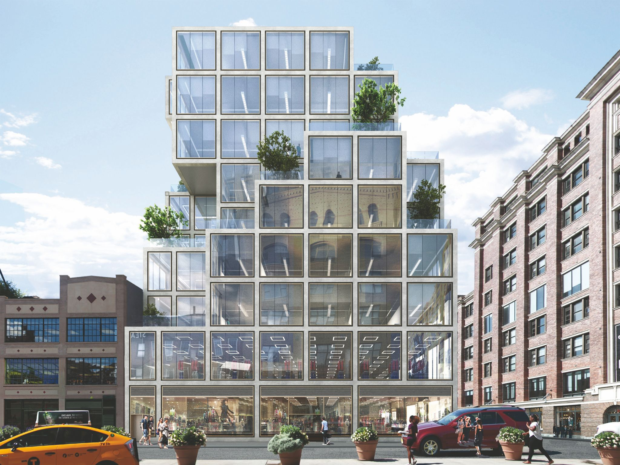 New York homes, neighborhoods, architecture, and real