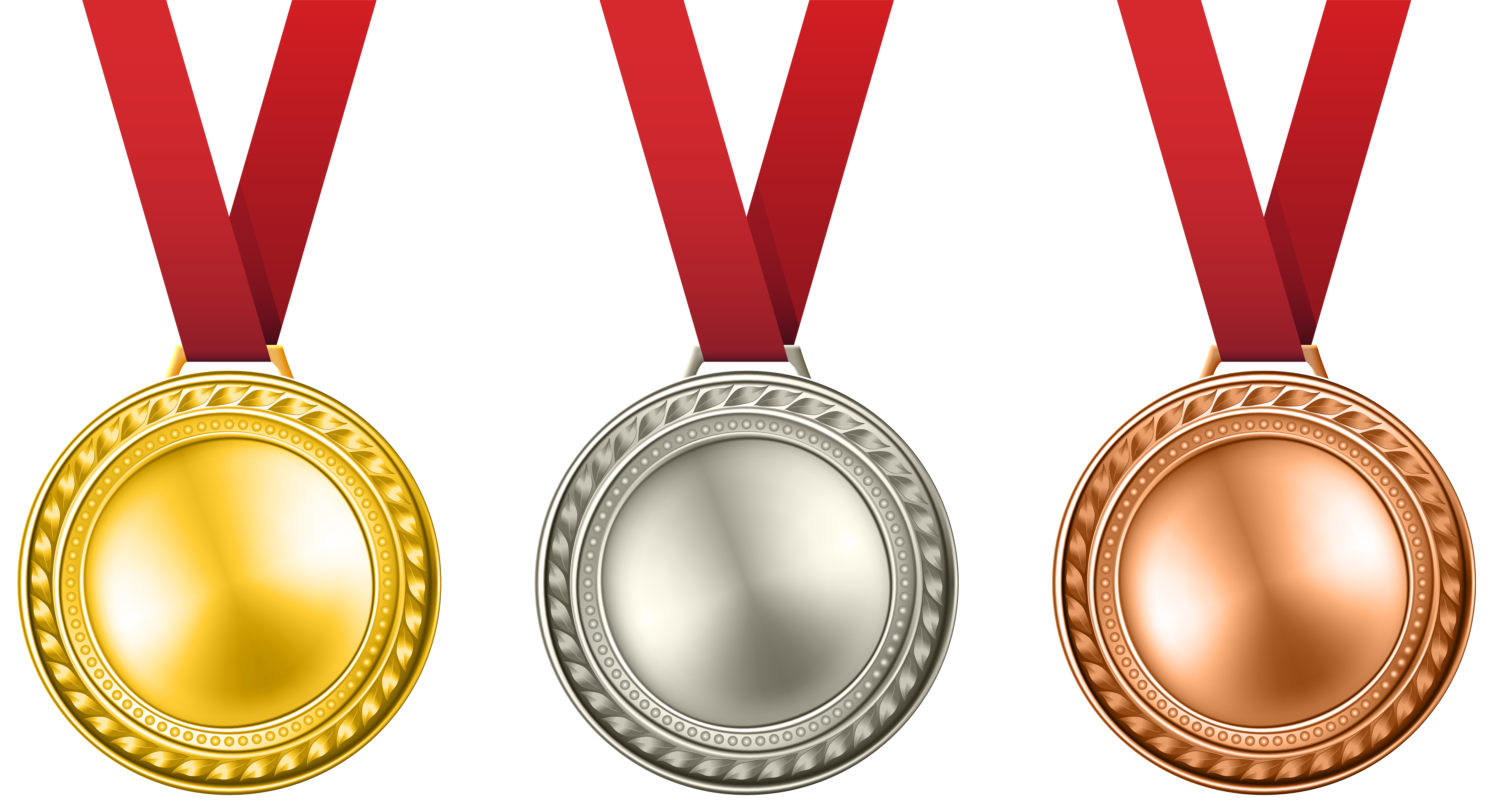 Medals Set Transparent Png Clip Art Image Gallery Yopriceville High Quality Images And Transparent Png Free Clipart Medals Art Images Clip Art