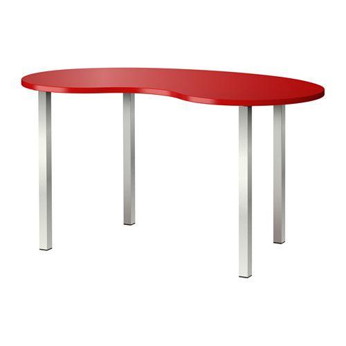 hissmon sjunne table rouge nickel ikea cuisine pinterest cuisines. Black Bedroom Furniture Sets. Home Design Ideas